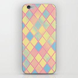 .YellowDiamonds. iPhone Skin