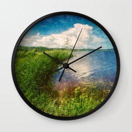 Nostalgic Memories of Beaver Brook Wall Clock