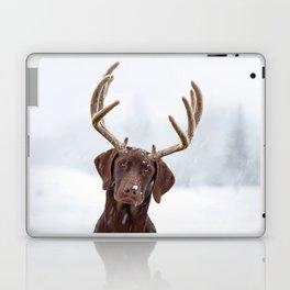 White wonder Laptop & iPad Skin