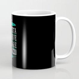 L'artista Non Deve Spiegare Un Cazzo Coffee Mug
