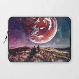 Towards New Worlds Laptop Sleeve
