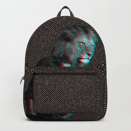 The Lion man Backpack