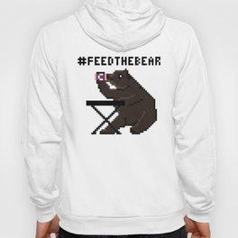 Feed The Bear Hoody