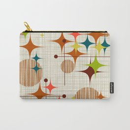 Starbursts and Globes Carry-All Pouch