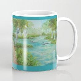 Little Manistee River MM120824a Coffee Mug