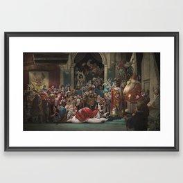 Coronation JarvanIV Framed Art Print