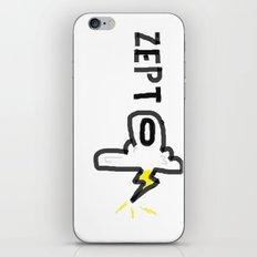 Zepto 2 iPhone & iPod Skin