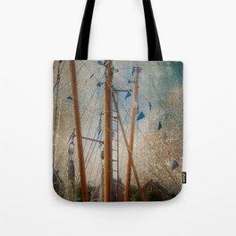Mali in nave Carolinsiel Tote Bag