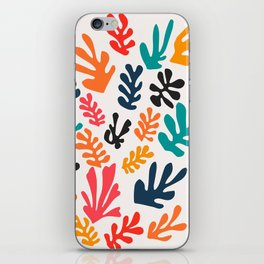 Summer Leaves iPhone Skin