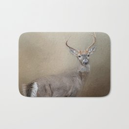 Master of the Forest Bath Mat
