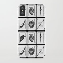 Six Of Crows - Black iPhone Case