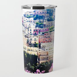 Positano, Italy Travel Mug