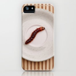 Altrntive food concept iPhone Case