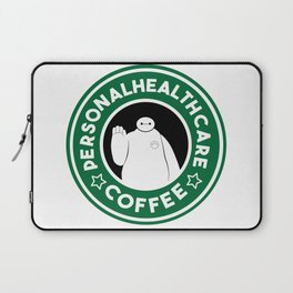 Personal Healthcare Coffee Laptop Sleeve