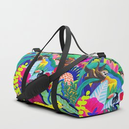 Jungle Party Animals Duffle Bag