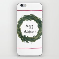 Happy Christmas! #3 iPhone & iPod Skin