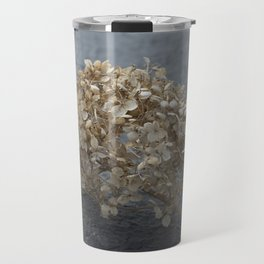 Blossoms on Blacktop Travel Mug