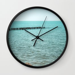 Nature photo - vacation destination Wall Clock