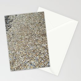 Textura de rocas antiguas Stationery Cards