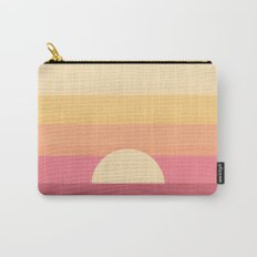 simple sunrise Carry-All Pouch