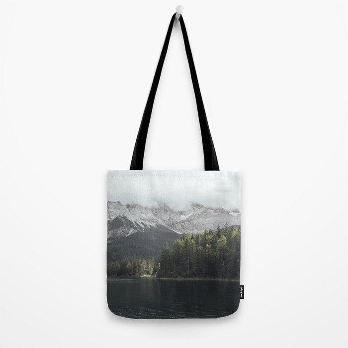Slow days - Landscape Photography Tote Bag