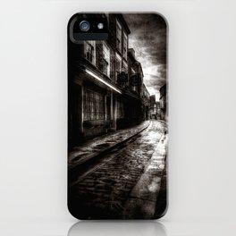 Ghostly Shambles York iPhone Case