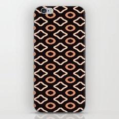 Browns Geometric PAttern iPhone Skin