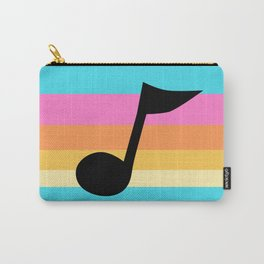 Mabel Music Note Carry-All Pouch
