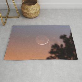 La Lune | Nature and Landscape Photography Rug