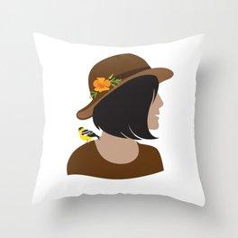 Poppy & Finch Throw Pillow