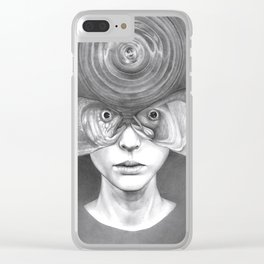 anthems for a seventeen year old series n1 Clear iPhone Case