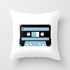 Love Tape Throw Pillow