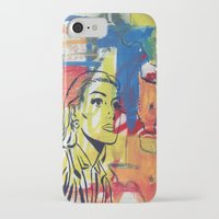 texas iPhone & iPod Cases featuring Texas by Asher Feehan