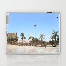 Temple of Luxor, no. 17 Laptop & iPad Skin