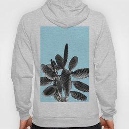 Black Light Blue Cactus #1 #plant #decor #art #society6 Hoody