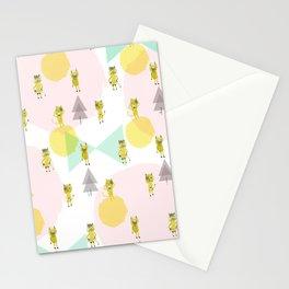 Mil gatos Stationery Cards