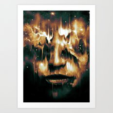 Blind Fate Art Print