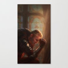 Cullen - Endure Canvas Print