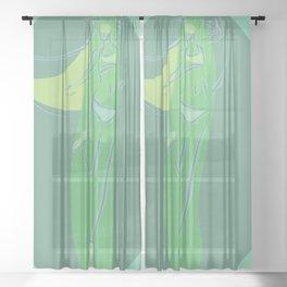 Vanity 7 Sheer Curtain