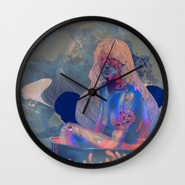 A Ghost Story Wall Clock