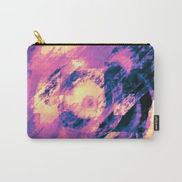 Abstract Digital Eye Carry-All Pouch