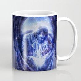 Angel in Blue Coffee Mug