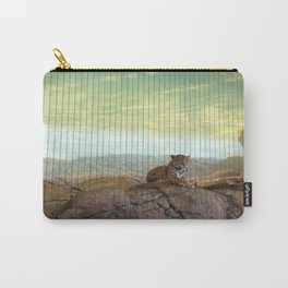 Lovely, Lying Carry-All Pouch