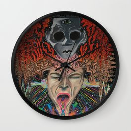 This is your brain on MONXX Wall Clock