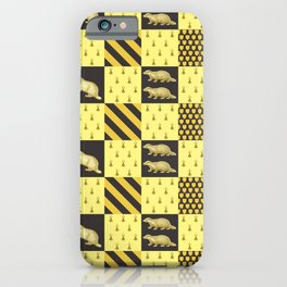 House of the Badger iPhone Case