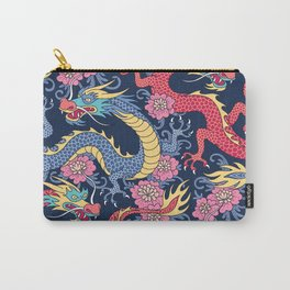 East Dragons Carry-All Pouch