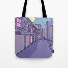 25 Durweston Street, London Tote Bag