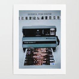 Smile, please Poster