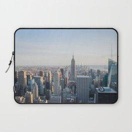 Towers - City Urban Landscape Photography Laptop Sleeve