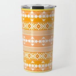 Aztec Sunset Travel Mug